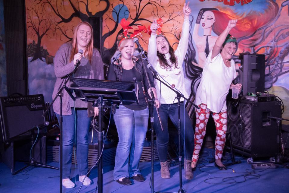 Fairfield Karaoke Holiday Party