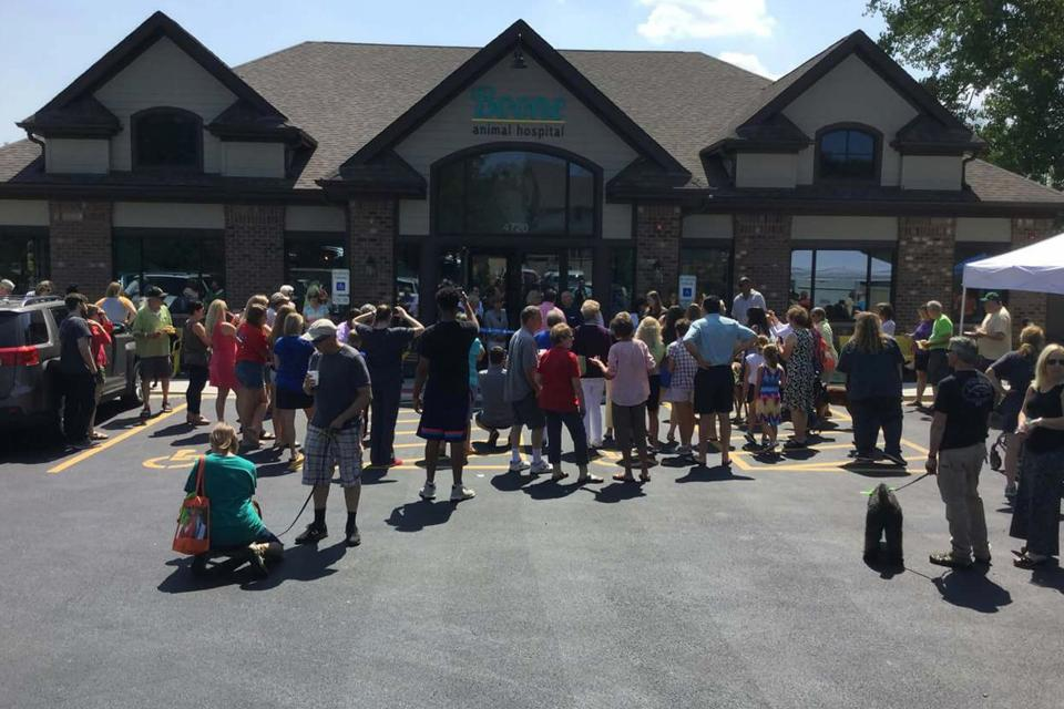 Boone Grand Opening