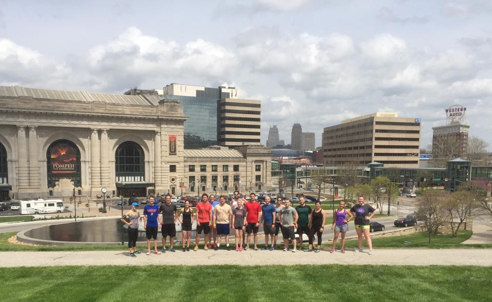 SMG's Bootcamp class stops by Union Station