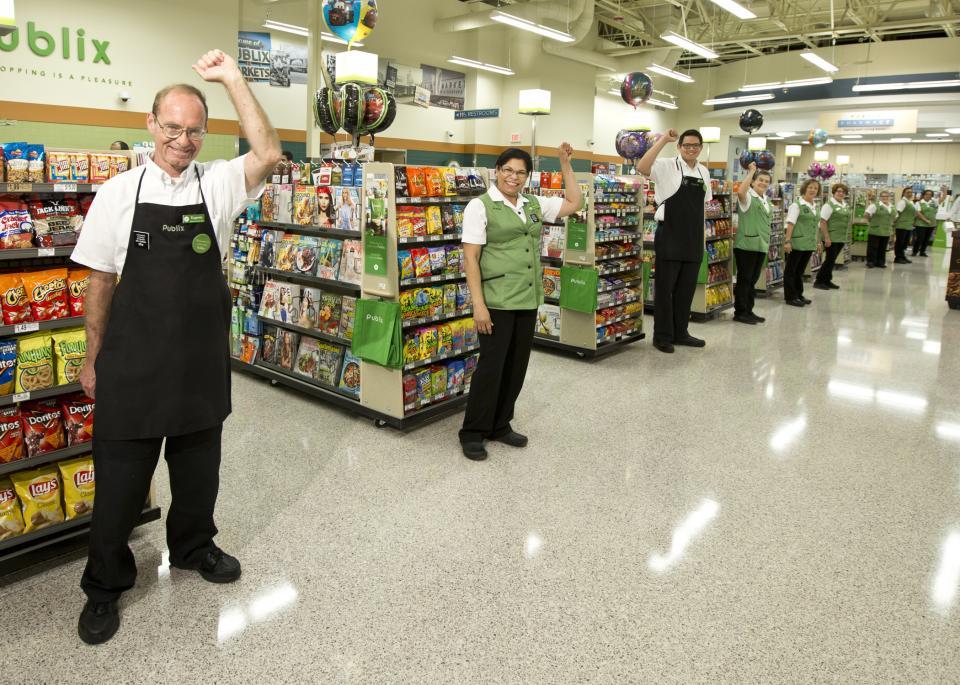 Publix Super Markets Inc. Employee Photo