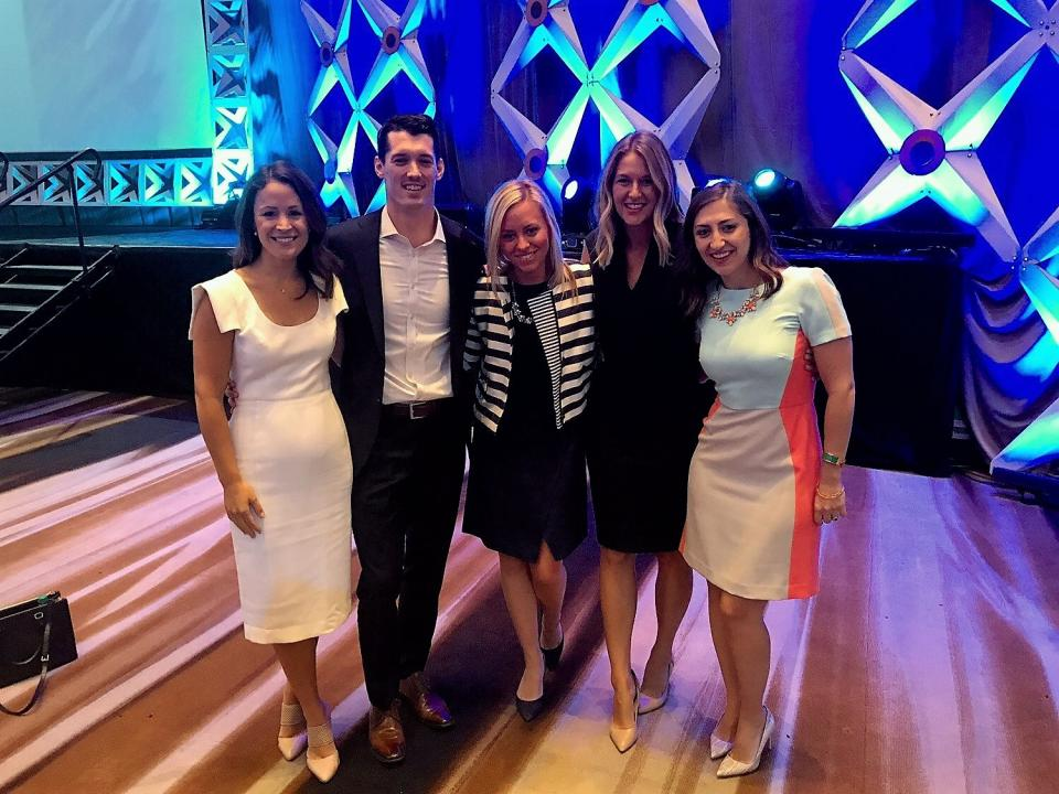 Chicago Leadership Team at National Sales Conference in Atlanta
