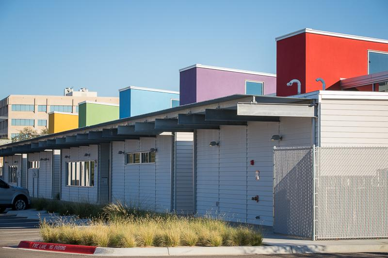 The Play, our subsidized, on-site childcare facility