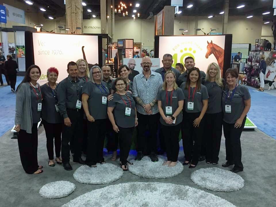Staff Photo with Jackson Galaxy
