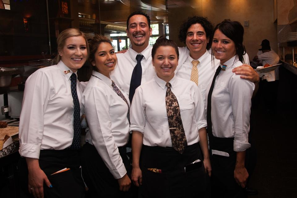 Our front-of-house staff members enjoy an atmosphere filled with teamwork and camaraderie as they focus on our mission of providing absolute guest satisfaction.