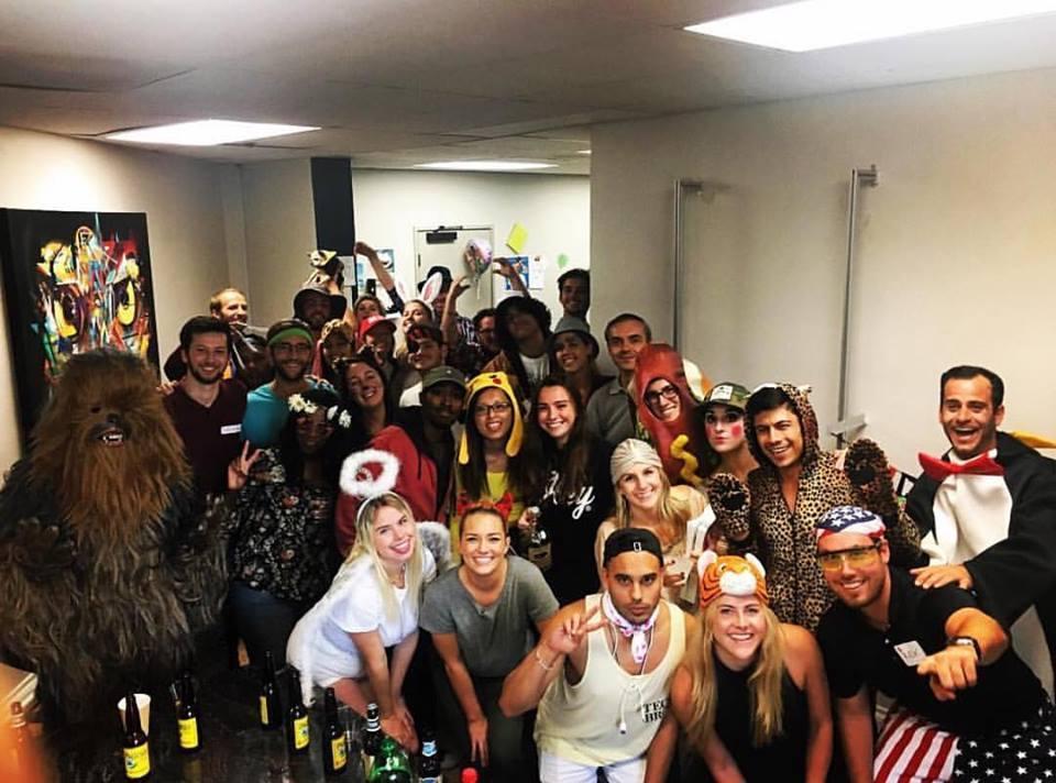 Hawke Media Halloween 2016
