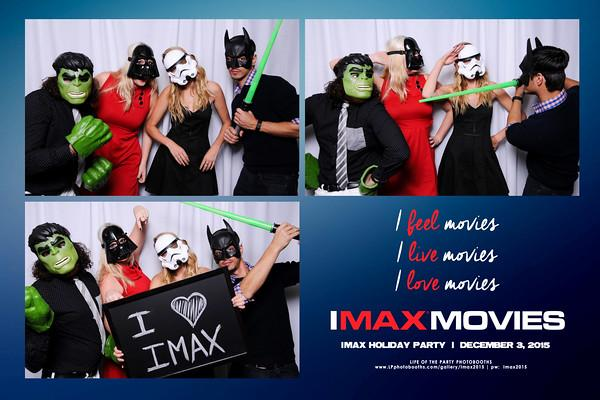 IMAX Holiday Party