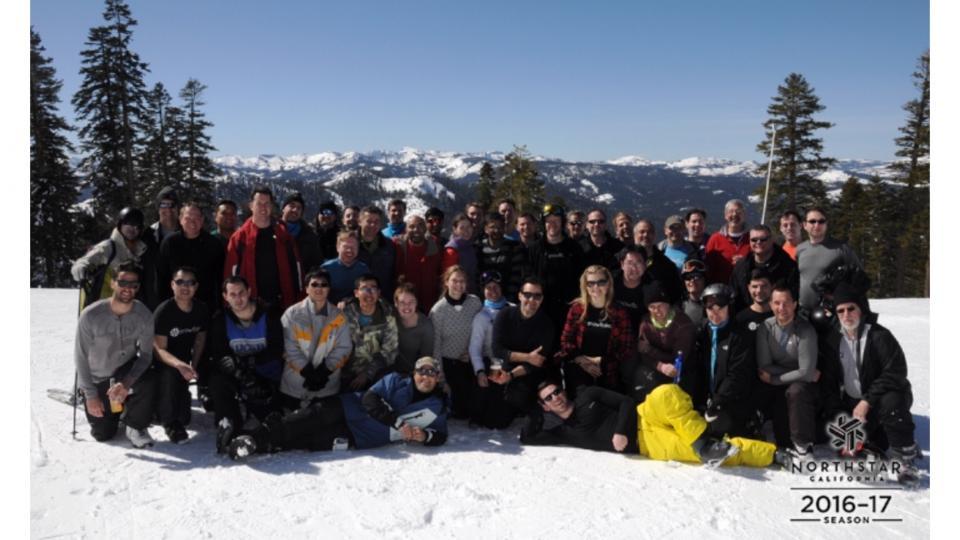 Snowflake Ski trip