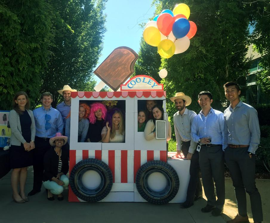 Palo Alto Office 2016 Summer Associates