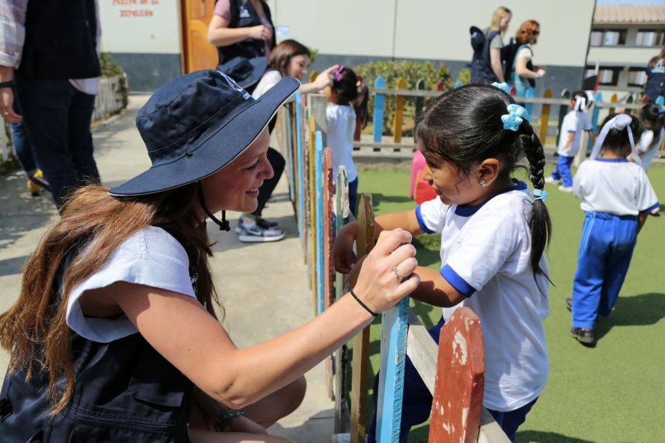 Peru Mission Trip - Coprodeli
