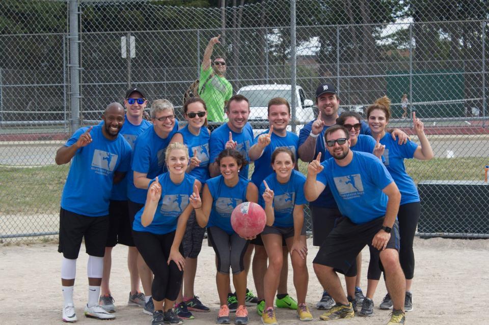 A Shift tradition: the annual kickball tournament