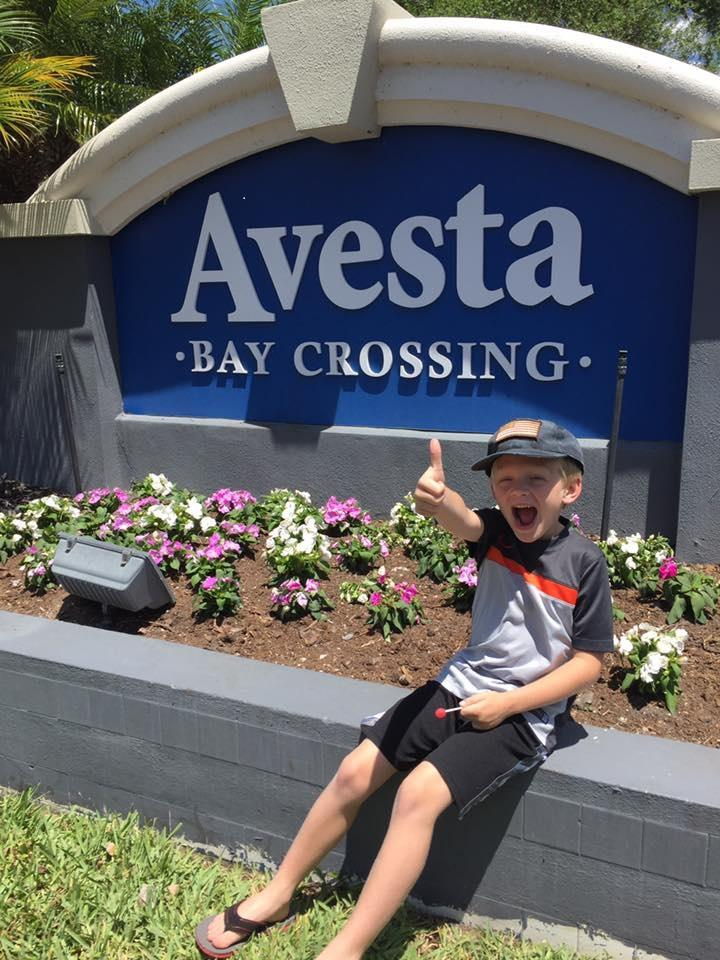 Avesta Bay Crossing!