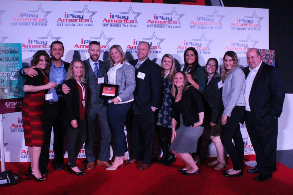 Talon wins #10 Best Places to Work in NJ