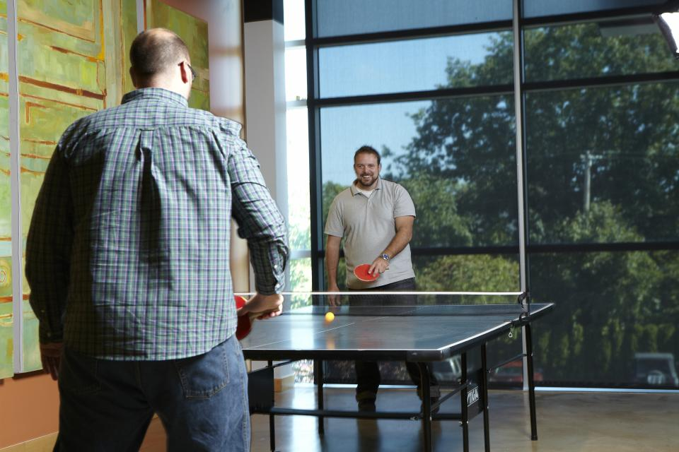 Ping Pong Challenges Abound