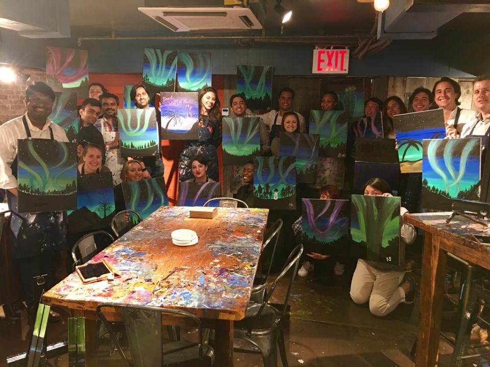 Paint Nite - New York City