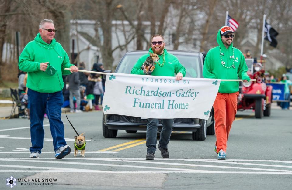 SCI Associates celebrate St. Patrick's Day
