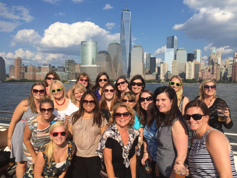 Fun-filled trip to New York City
