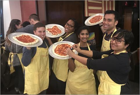 Pizza Making