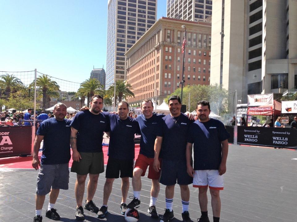 San Francisco Field Ops Team