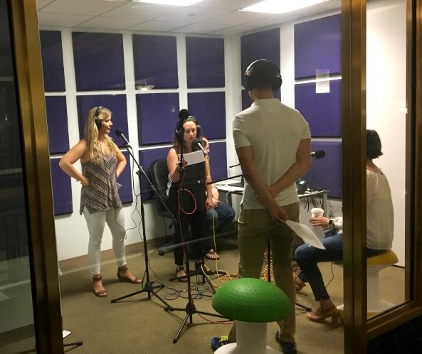 Philadelphia Office, Podcast Studio