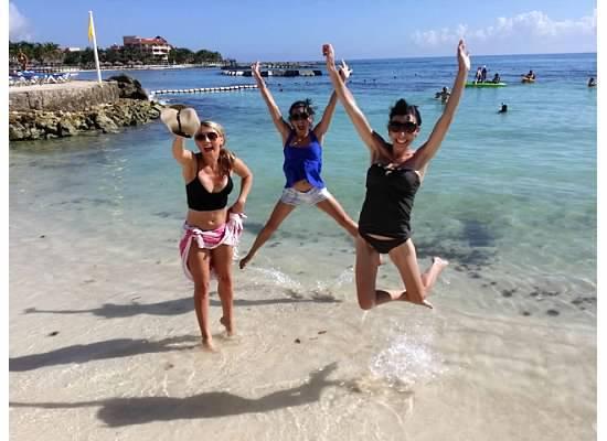 Company Retreat Fun in the Sun in Mexico