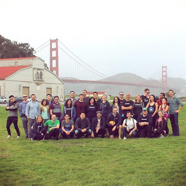InfoScout SF Team Outing