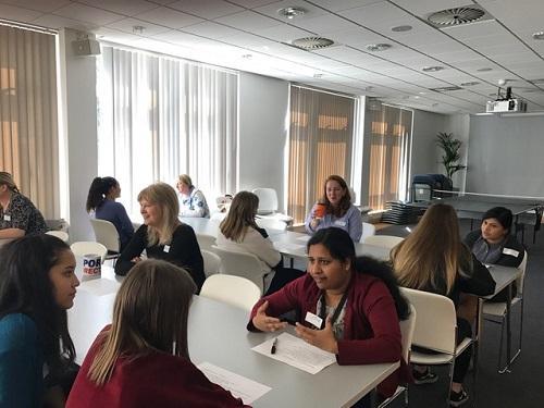 Celebrating International Girls in ICT Day 2017
