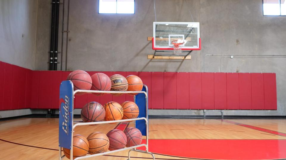 GeoLinks Basketball Court at Headquarters