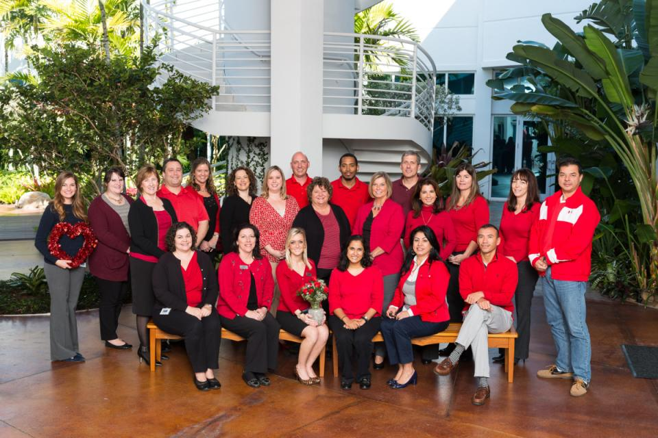 Arthrex Goes Red for American Heart Association