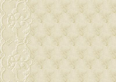 Cream Floral and Lace Background - CUP528417_8 | Craftsuprint