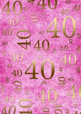 40th birthday wallpaper background - photo #9