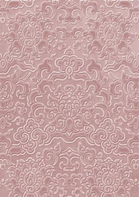 Dusky Pink Embossed Pattern Wallpaper A4 Backing Paper