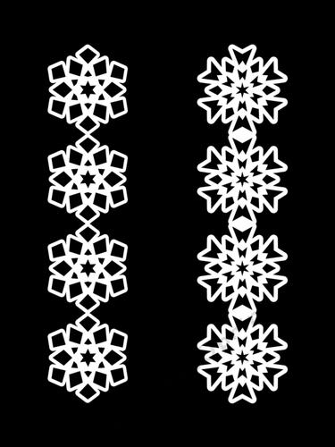 CHRISTMAS BORDERS 3 - CUP939044_1051   Craftsuprint