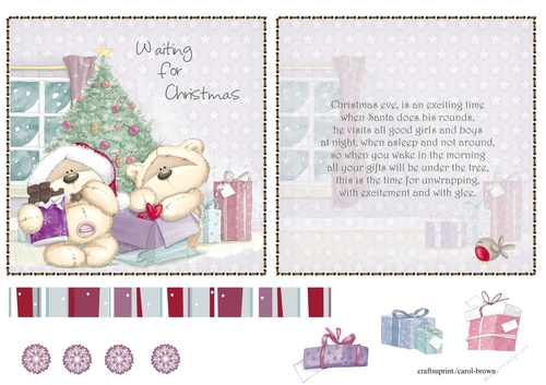 christmas card front insert4  cup886237118  craftsuprint