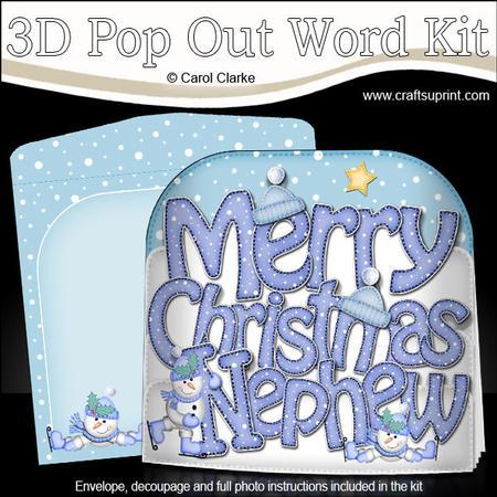 Graphics For Merry Christmas Nephew Graphics | www.graphicsbuzz.com