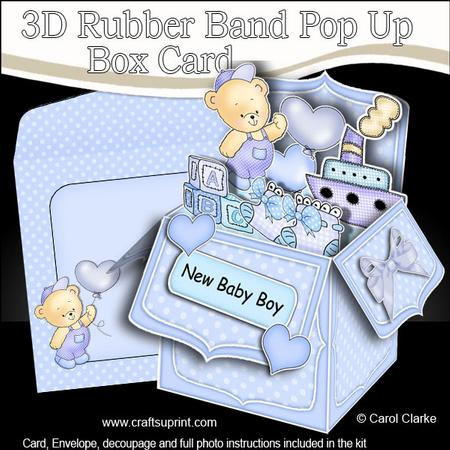3d new baby boy rubber band pop up box card cup527258359 3d new baby boy rubber band pop up box card cup527258359 craftsuprint pronofoot35fo Choice Image