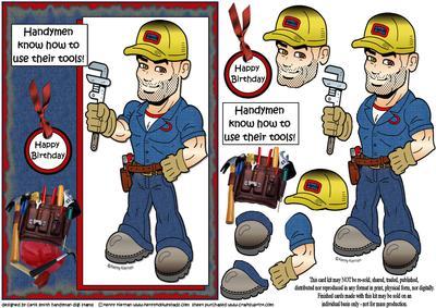 What a Handyman