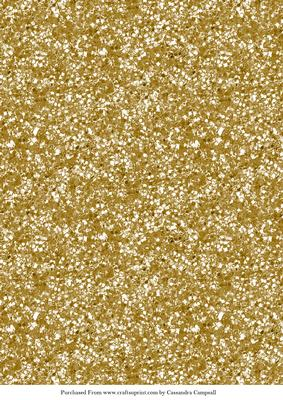 Gold Glitter A4 Background Cup274308 1121 Craftsuprint