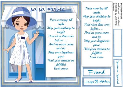 Birthday Wishes For A Young Lady Cup6758651398 Craftsuprint