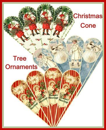 Earth Christmas Ornaments