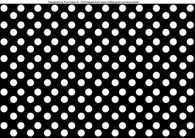 black and white and red polka dot background www