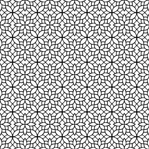 Black And White 12 X 12 Floral Patterned Paper For Scrapbooking Card Making Etc Cup889311 91416 Craftsuprint