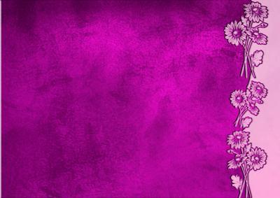 velvet flower border background purple cup131598523