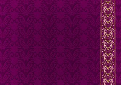 Royal Damask Background Burgundy
