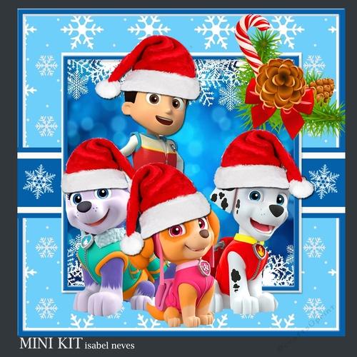 Paw Patrol Christmas.Christmas Paw Patrol 3
