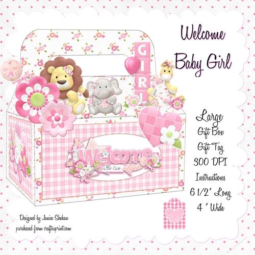 Twin Girls 1st Birthday By Ceredwyn Macrae Craftsuprint