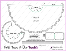 Teacup tea cup favor gift box png template photo by bees bits and bobs exclusive maxwellsz