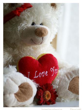 I love you teddy bear cup1929381035 craftsuprint voltagebd Gallery