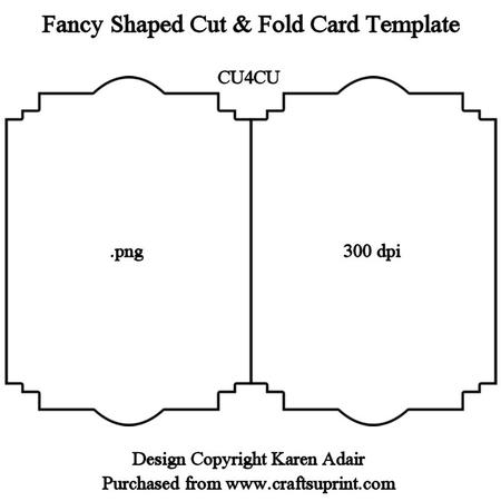 folded cards templates - anuvrat.info