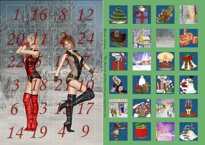 Sexy advent calender
