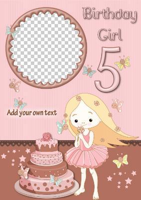 Card Creator Happy 5th Birthday Girl Cup530839 1294